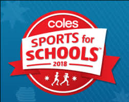 Coles Sports for Schools 2018